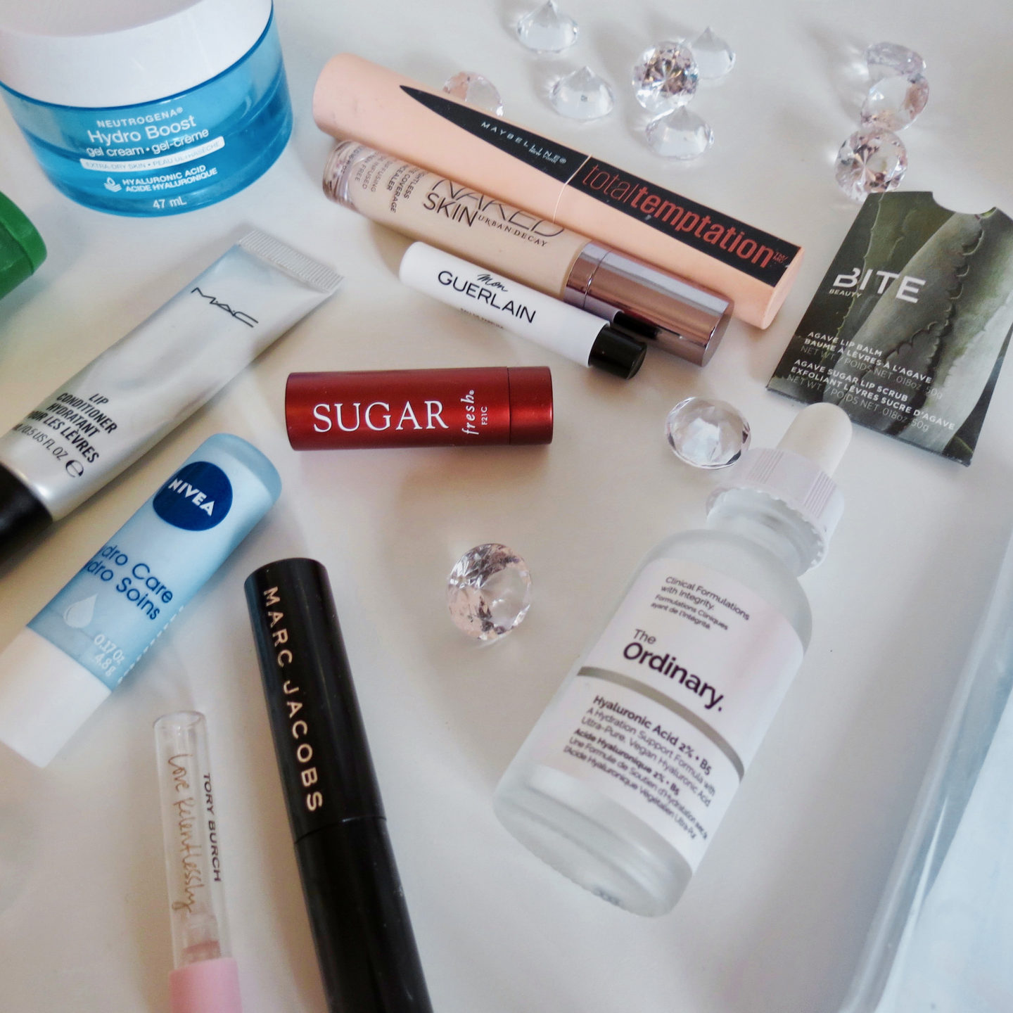 Products I Finished – April 2018