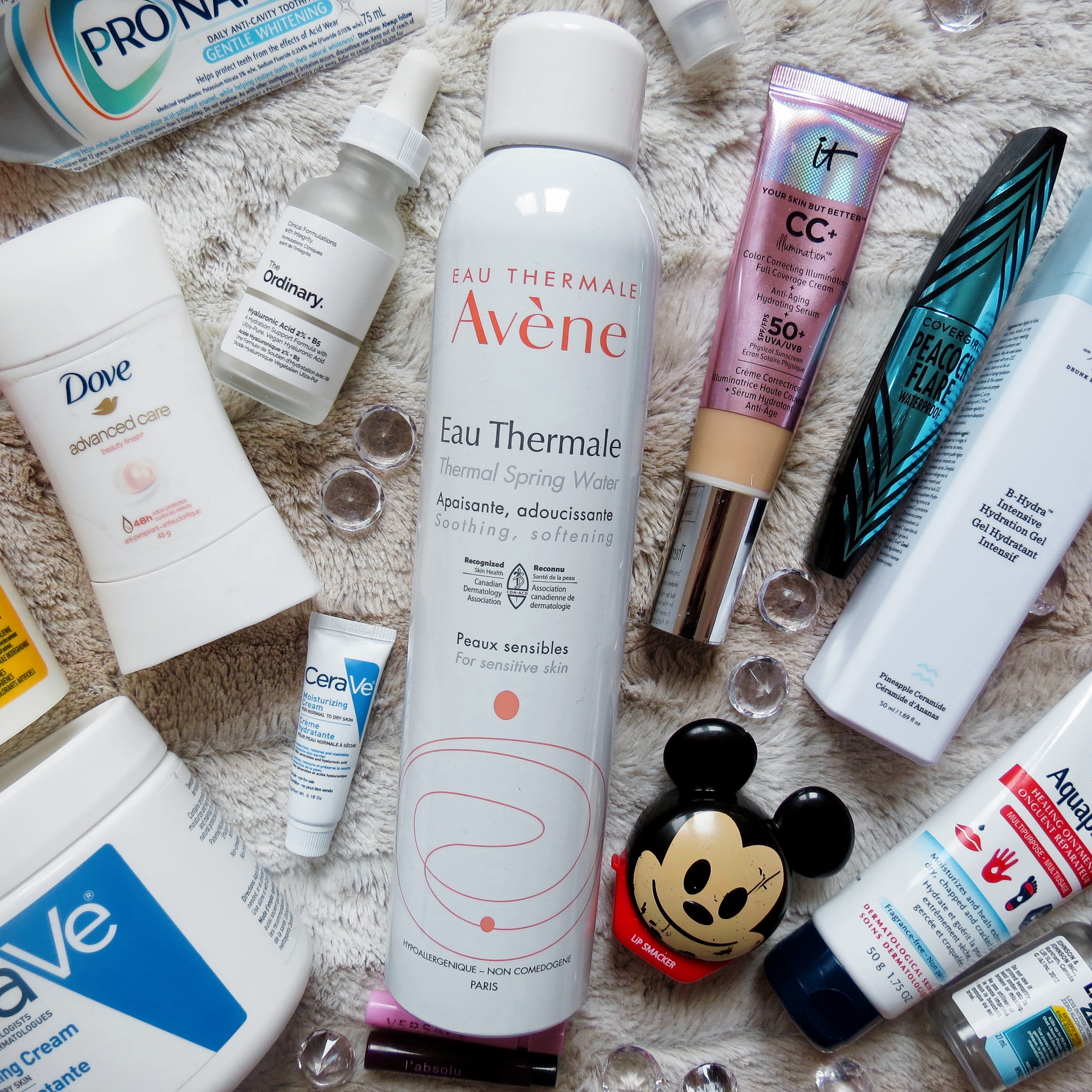 Products I Finished – March 2018