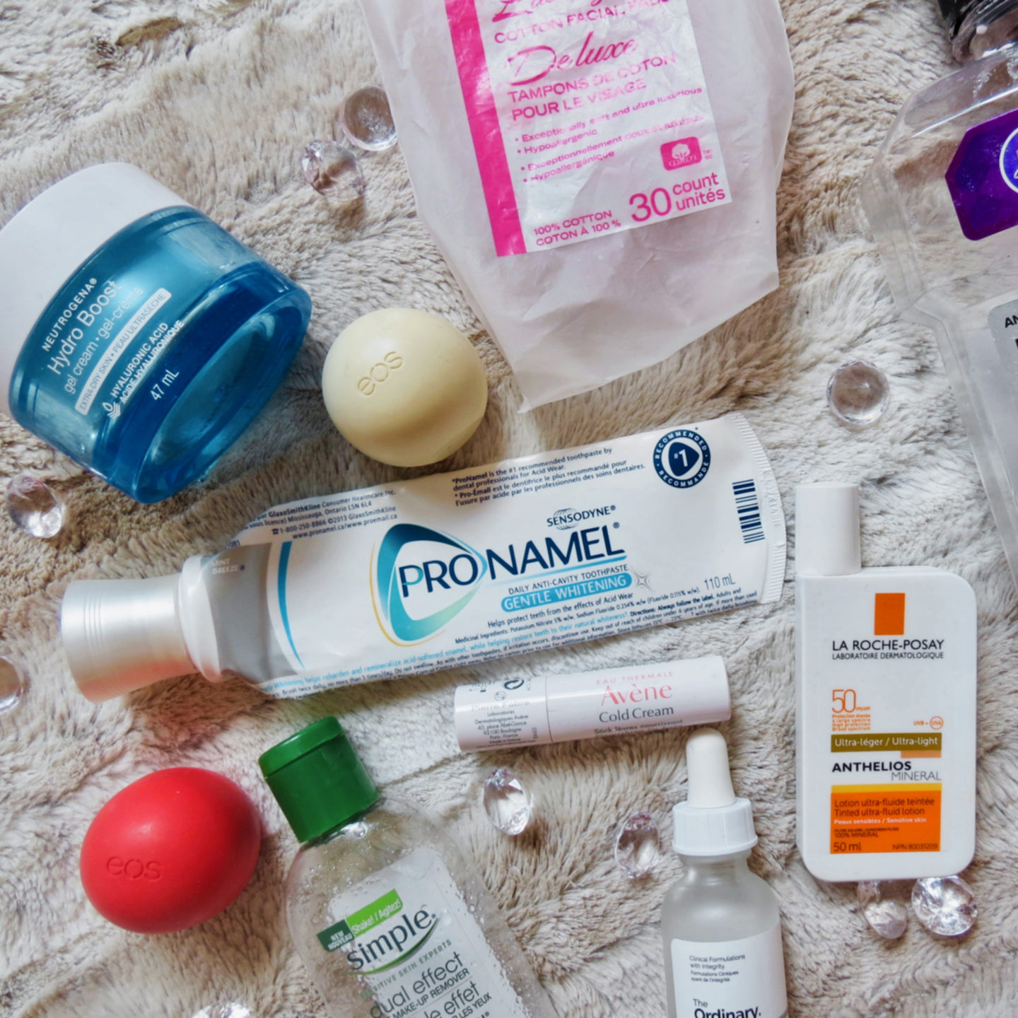 Products I Finished – May 2018