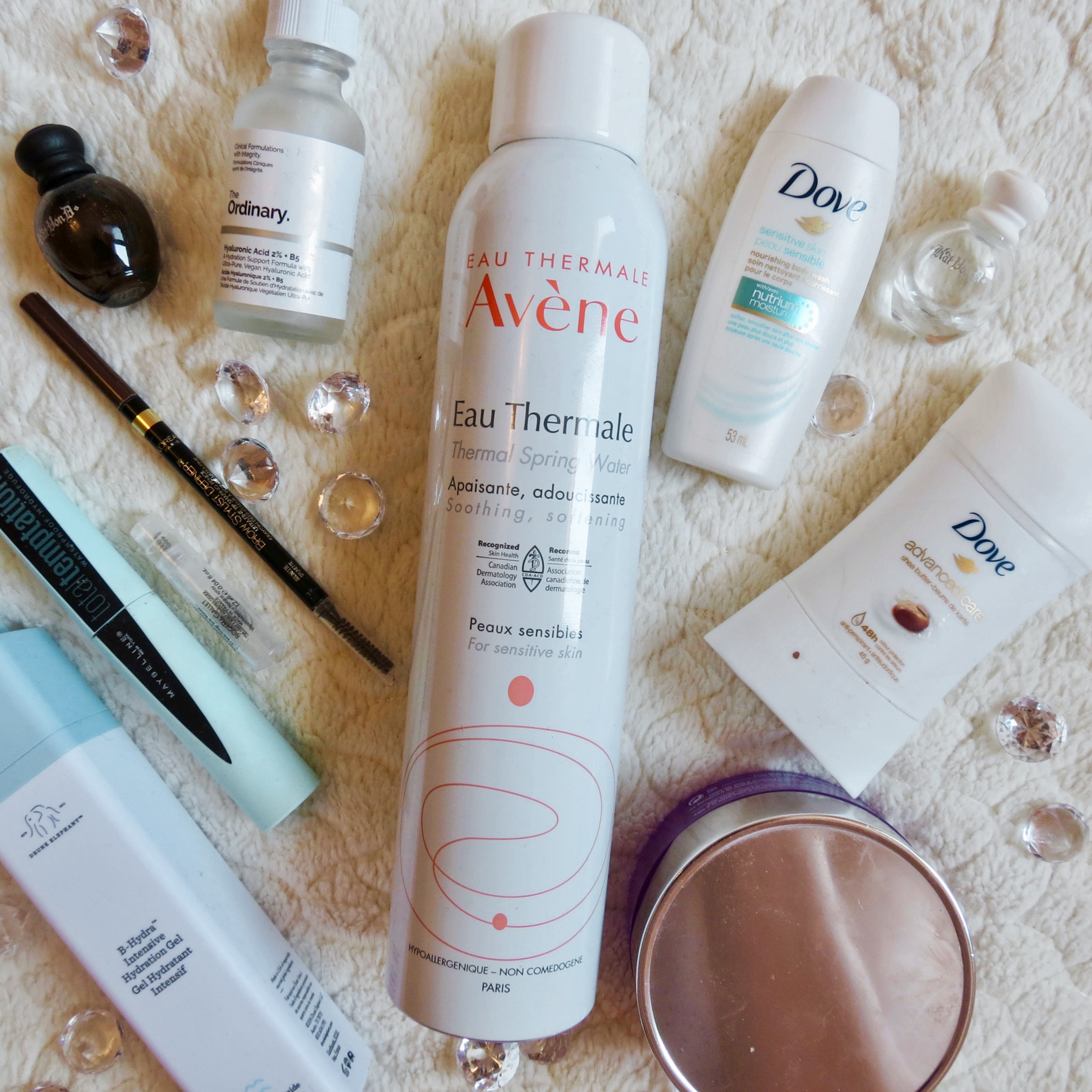 Products I Finished – June 2018