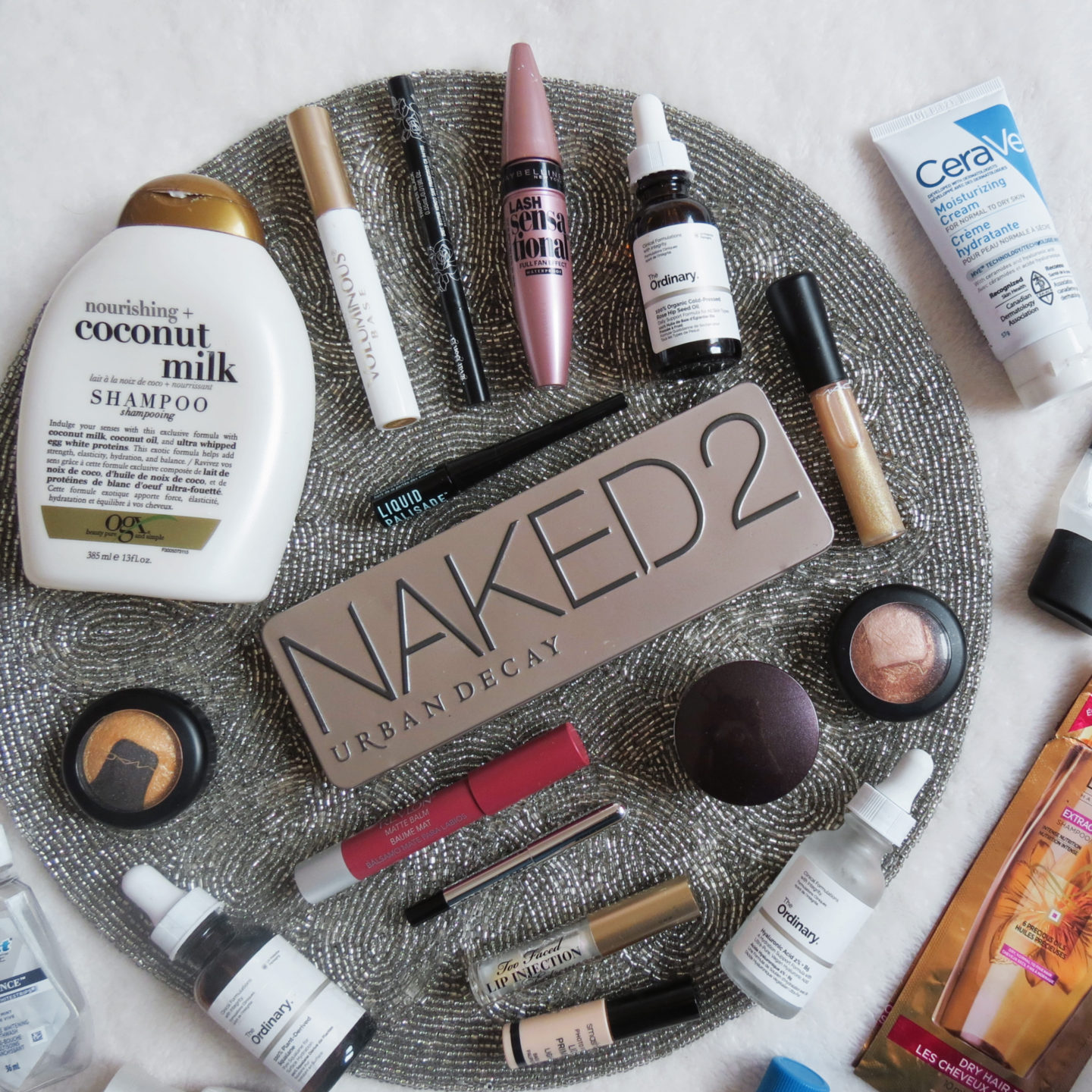 Products I Finished – July 2018
