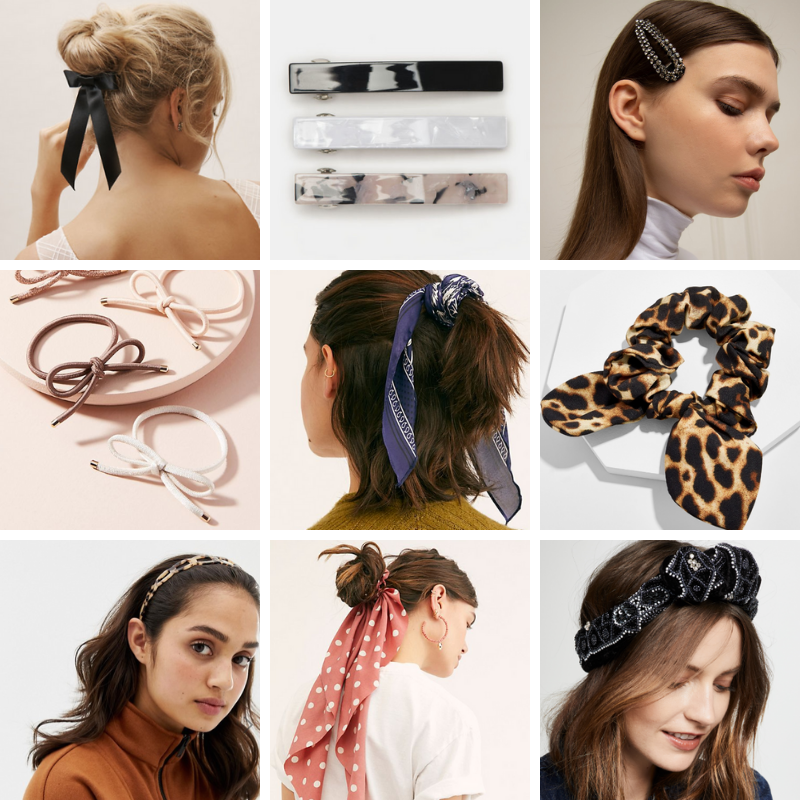 5 Trendy Hair Accessories