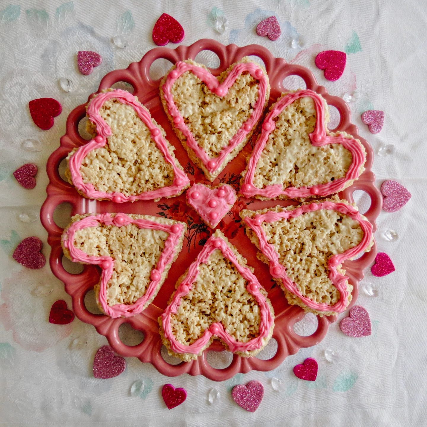 Rice Krispie Heart Recipe