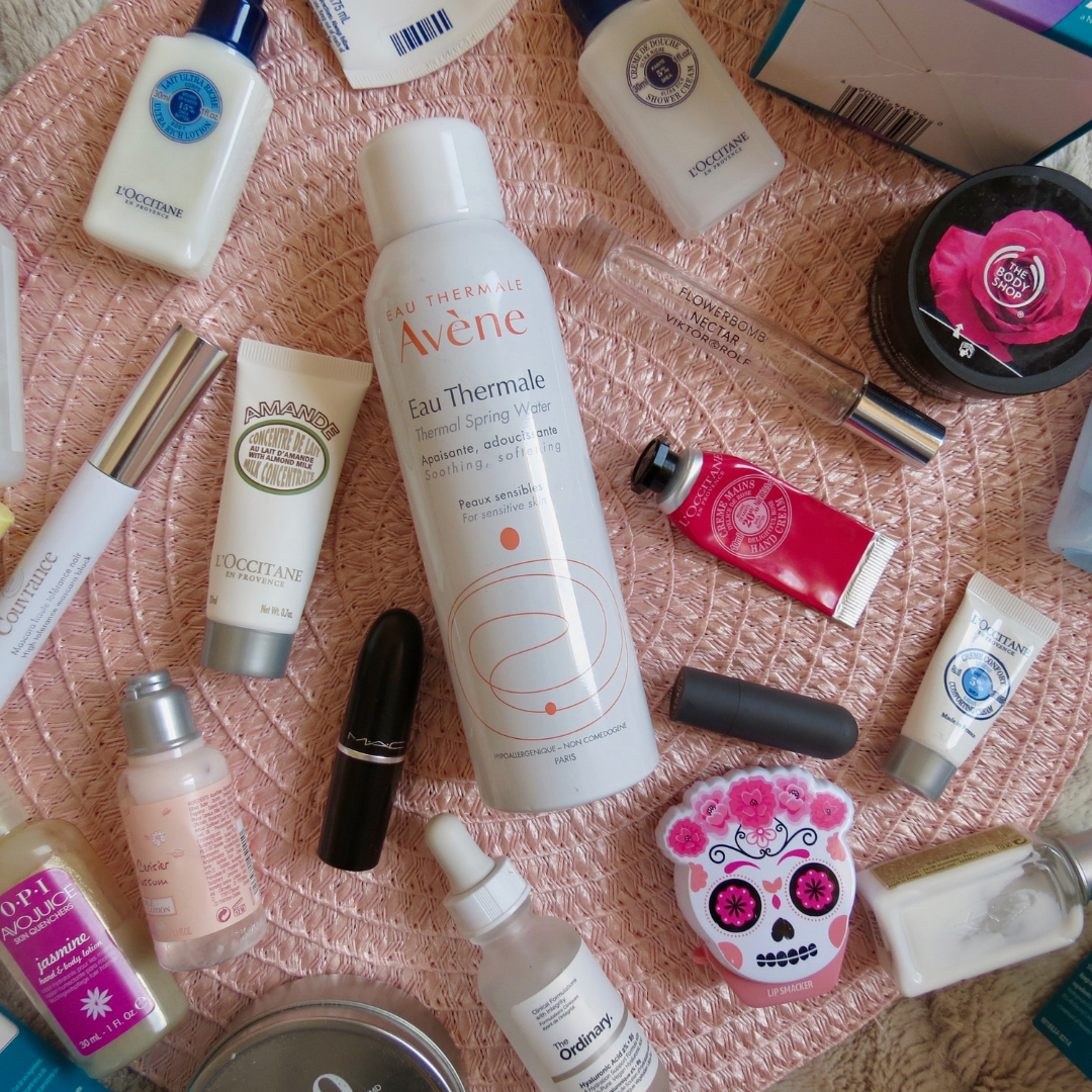 Products I Finished – March & April 2019