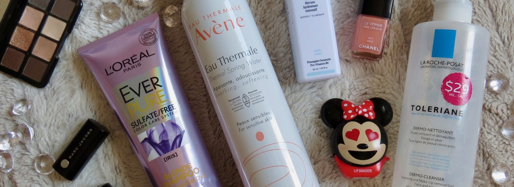 Products I Finished – May & June 2019