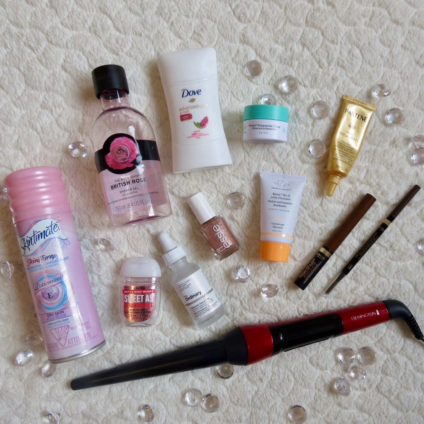 Products I Finished – July & August 2019
