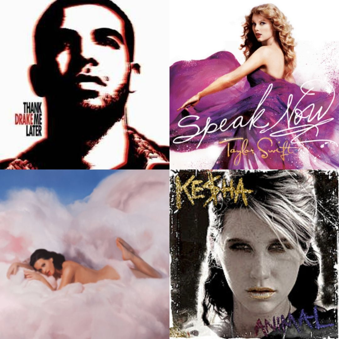 The Best 20 Albums in my 2010s