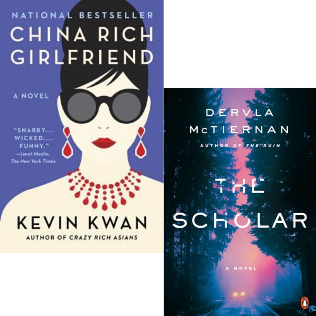 Books I Read From January to March 2020