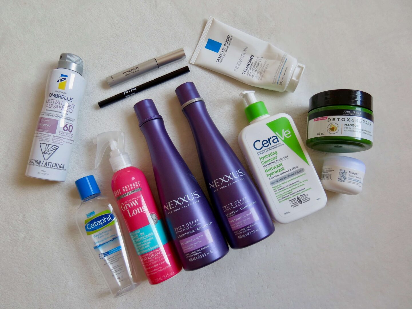 Products I Finished – July to September 2020